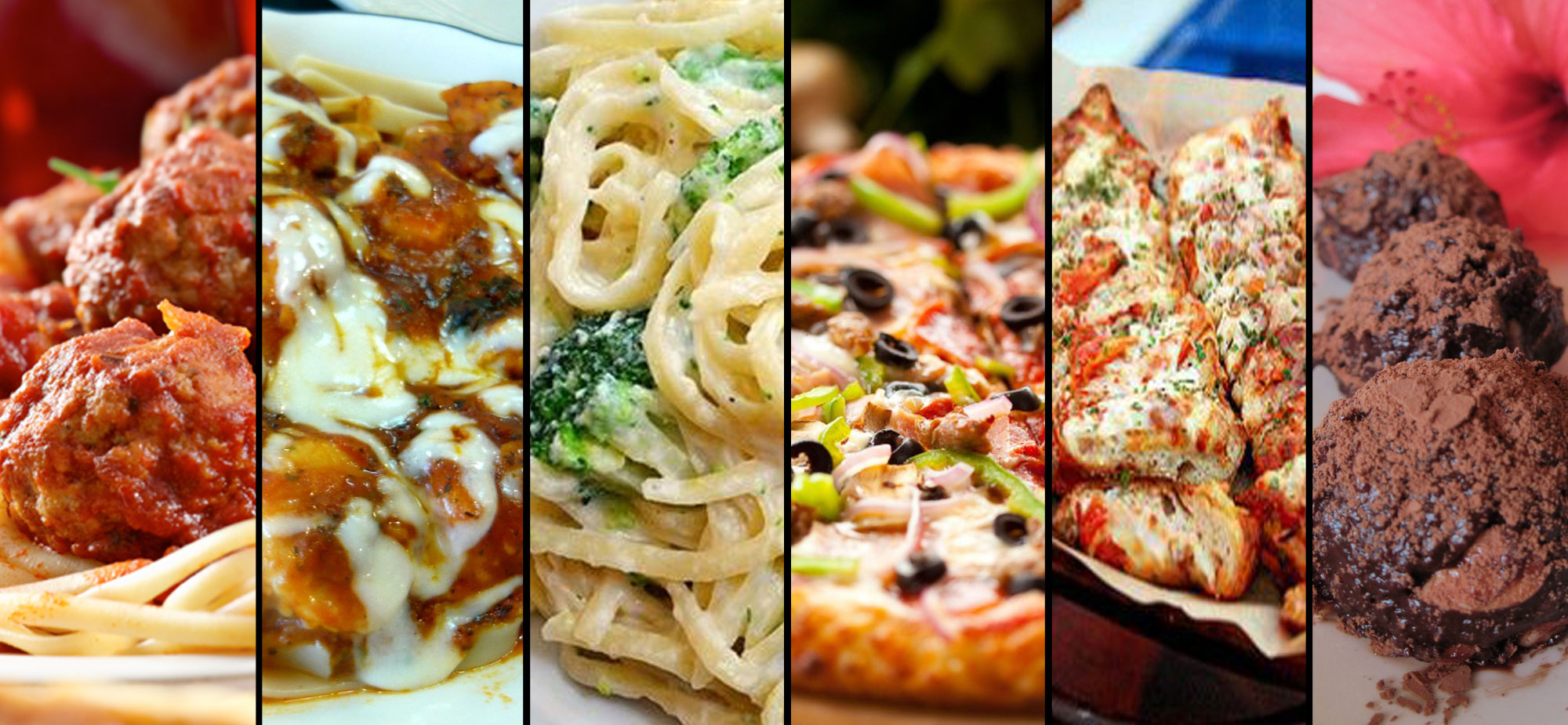 Traditional Italy Foods